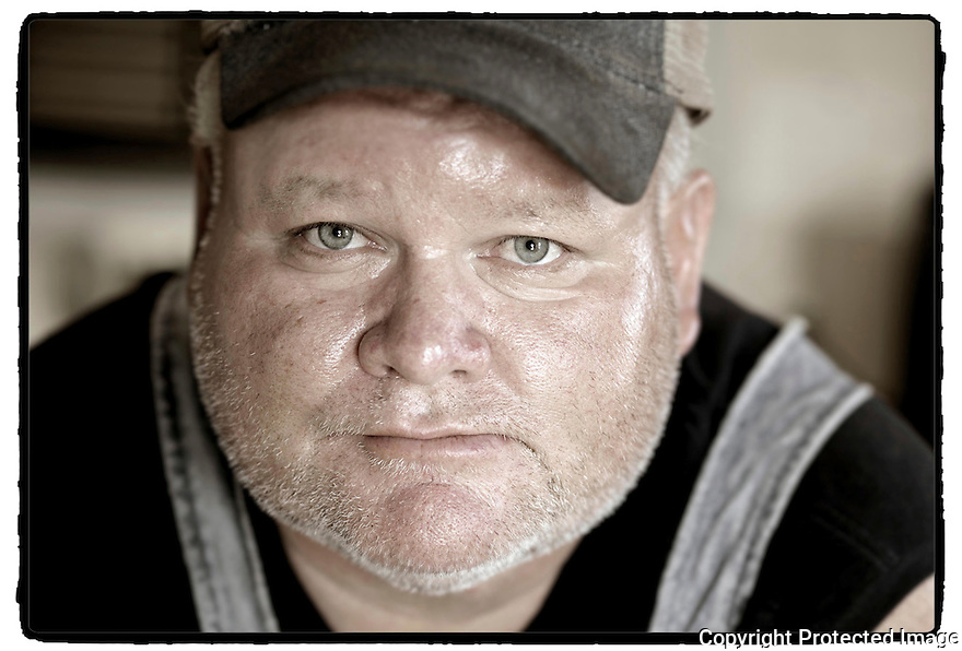 Oklahoma-Route 66<br /> Portrait - Rick<br /> Chandler