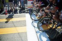 start line<br /> <br /> 90th Schaal Sels 2015