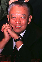 Tong Chee Hwa - The First Chief Executive of Hong Kong after the Handover
