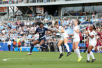 Cary, North Carolina  - Sunday December 02, 2018: North Carolina vs Florida State at Sahlen's Stadium at WakeMed Soccer Park in the 2018 NCAA Division I Women's College Cup Final.