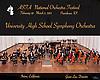 University High School Symphony Orchestra