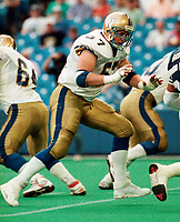 Winnipeg Blue Bombers-1991-Photo:Scott Grant