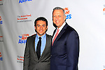 LOS ANGELES - DEC 6: Fred Savage, Keith McNutt at The Actors Fund's Looking Ahead Awards at the Taglyan Complex on December 6, 2015 in Los Angeles, California