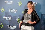 """Roses attends to the premiere of the new series of chanel Calle 13, """"Shades of Blue"""" at Callao Cinemas in Madrid. April 05, 2016. (ALTERPHOTOS/Borja B.Hojas)"""