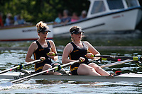 Race: 207 J2x Quarter-Final - Emanuel Sch  vs Tideway Sc Sch<br /> <br /> Henley Women's Regatta 2017<br /> <br /> To purchase this photo, or to see pricing information for Prints and Downloads, click the blue 'Add to Cart' button at the top-right of the page.