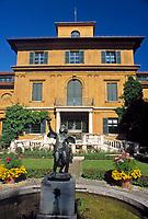 Deutschland, Bayern, Oberbayern, Muenchen: Lenbachhaus | Germany, Bavaria, Upper Bavaria, Munich: Lenbach House