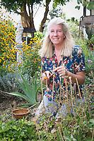 Hartung Organic Herb Garden