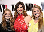 Amanda Seyfried, Emily Warren, Bonnie Comley attends the WP Theater's 40th Anniversary Gala -  Women of Achievement Awards at the Edison Hotel on April 15, 2019  in New York City.