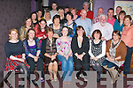 The Department of Justice social club, Killarney who enjoyed dinner in Corkery's bar Killarney on Friday night..