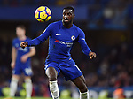 Tiemoue Bakayoko of Chelsea during the premier league match at Stamford Bridge Stadium, London. Picture date 30th December 2017. Picture credit should read: Robin Parker/Sportimage