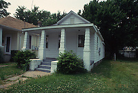1993 June 18..Conservation.Cottage Line..BEFORE REHAB.9409 CHESAPEAKE STREET...NEG#.NRHA#..