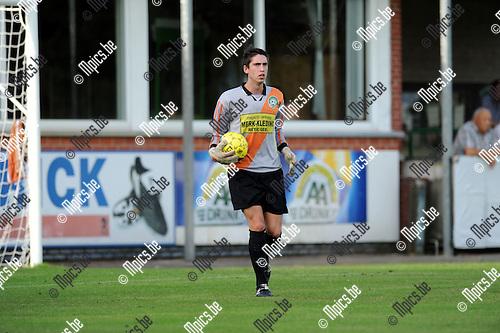 2012-08-14 / Voetbal / seizoen 2012-2013 / KSK Branddonk / Ward Hoskens..Foto: Mpics.be
