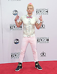 Frankie J. Grande at The 2014 American Music Award held at The Nokia Theatre L.A. Live in Los Angeles, California on November 23,2014                                                                               © 2014Hollywood Press Agency