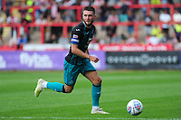 Matt Grimes of Swansea City in action during the pre season friendly match between Exeter City and Swansea City at St James Park in Exeter, England, UK. Saturday, 20 July 2019