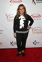 LOS ANGELES, CA - NOVEMBER 3: Cristela Alonzo, at The International Myeloma Foundation's 12th Annual Comedy Celebration at The Wilshire Ebell Theatre in Los Angeles, California on November 3, 2018.   <br /> CAP/MPI/FS<br /> &copy;FS/MPI/Capital Pictures