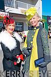 Ladies Day Listowel Races : Pictured at Ladies Day in Listowel ofn Friday last were Anne Leneghan, Cork & Gillian Kelleher, Milstreet.