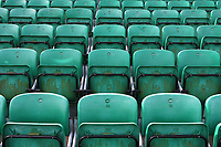 General view of the empty seats ahead of Essex CCC vs Warwickshire CCC, Specsavers County Championship Division 1 Cricket at The Cloudfm County Ground on 21st June 2017