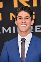Rahart Adams at the Global premiere for &quot;Pacific Rim Uprising&quot; at the TCL Chinese Theatre, Los Angeles, USA 21 March 2018<br /> Picture: Paul Smith/Featureflash/SilverHub 0208 004 5359 sales@silverhubmedia.com