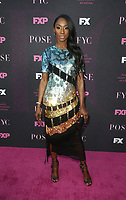 """WEST HOLLYWOOD, CA - AUGUST 9: Angelica Ross, at Red Carpet Event For FX's """"Pose"""" at Pacific Design Center in West Hollywood, California on August 9, 2019. <br /> CAP/MPIFS<br /> ©MPIFS/Capital Pictures"""