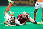 m Groot Britannie-India 3e plaats