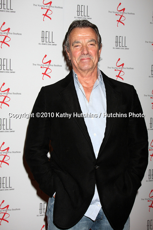 Eric Braeden.arrivng at The Young & The Restless 37th Anniversary Dinner.Via Allorro.Beverly Hills, CA.March 9, 2010.©2010 Kathy Hutchins / Hutchins Photo....