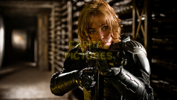 Olivia Thirlby .in Dredd 3D (2012).*Filmstill - Editorial Use Only*.CAP/FB.Supplied by Capital Pictures.