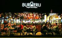 Nederland  Amsterdam 2016 . Restaurant Burgerij  bij Centraal Station. Foto Berlinda van Dam / Hollandse Hoogte