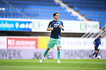 Sebastian Rudy (Hoffenheim) beim Warmmachen.<br />