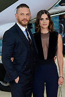 www.acepixs.com<br /> <br /> July 13 2017, London<br /> <br /> Tom Hardy and Charlotte Riley arriving at the premiere of 'Dunkirk' at the BFI Southbank on July 13, 2017 in London, England. <br /> <br /> By Line: Famous/ACE Pictures<br /> <br /> <br /> ACE Pictures Inc<br /> Tel: 6467670430<br /> Email: info@acepixs.com<br /> www.acepixs.com