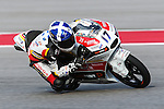 John Mcphee (17) in action during the Red Bull Grand Prix of the Americas practice sessions at Circuit of the Americas racetrack in Austin,Texas.