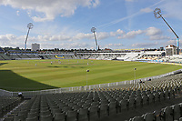 General view of play during Warwickshire CCC vs Essex CCC, Specsavers County Championship Division 1 Cricket at Edgbaston Stadium on 10th September 2019
