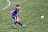Orlando, FL - Saturday Sept. 24, 2016: Laura Alleway during a regular season National Women's Soccer League (NWSL) match between the Orlando Pride and FC Kansas City at Camping World Stadium.