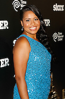 New York, NY -  June 2 :  Executive Producer Courtney Kemp Agboh attends the Power Premiere held at the Highline Ballroom on June 2, 2014 in New York City. Photo by Brent N. Clarke / Starlitepics