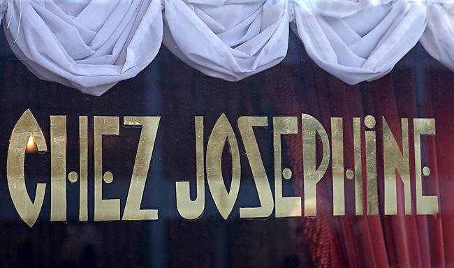 Chez Josephine, Theater District, New York, New York