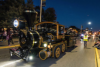Night Train Parade