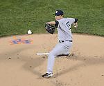 Hiroki Kuroda (Yankees), MAY 28, 2013 - MLB : MLB game between the New York Mets and the New York Yankees at Citi Field in New York, United States. (Photo by AFLO)