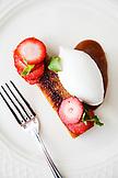 BERMUDA. Hamilton. Hamilton Princess & Beach Club Hotel. Marcus' Restaurant. Chef Marcus Samuelsson's Rum Cake.