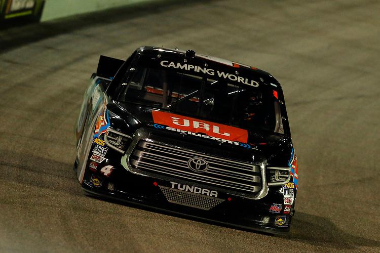 #4: Todd Gilliland, Kyle Busch Motorsports, Toyota Tundra JBL/SiriusXM
