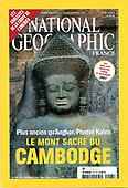 NATIONAL GEOGRAPHIC - Les génies du Phnom Kulen parution mai 2007