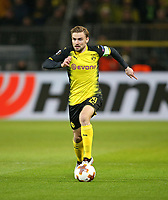 08.03.2018, Football UEFA Europa League 2017/2018,  , Borussia Dortmund - RB Salzburg, Signal-Iduna-Park Dortmund. Marcel Schmelzer (Dortmund)  *** Local Caption *** © pixathlon<br /> <br /> Contact: +49-40-22 63 02 60 , info@pixathlon.de