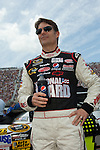 June 14 2009:  Sprint Cup driver Jeff Gordon on the grid at the LifeLock 400 at Michigan International Speedway in Brooklyn, MIchigan.