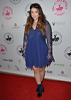BEVERLY HILLS, CA. October 8, 2016: Jilian Rose Reed at the 2016 Carousel of Hope Ball at the Beverly Hilton Hotel.<br /> Picture: Paul Smith/Featureflash/SilverHub 0208 004 5359/ 07711 972644 Editors@silverhubmedia.com
