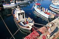 Europe/France/Corse/2B/Haute-Corse/Cap Corse/Centuri: Le port