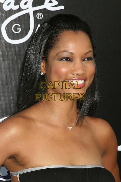 GARCELLE BEAUVAIS-NILON.3rd Annual Mirage Casino Night & Bodog Celebrity Poker Invitational, Santa Monica, California, USA..April 12th, 2006.Photo: Byron Purvis/AdMedia/Capital Pictures.Ref: BP/ADM.headshot portrait strapless.www.capitalpictures.com.sales@capitalpictures.com.© Capital Pictures.