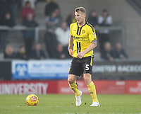 Burton Albion's Kyle McFadzean<br /> <br /> Photographer Mick Walker/CameraSport<br /> <br /> The EFL Sky Bet League One - Burton Albion v Coventry City - Saturday 17th November 2018 - Pirelli Stadium - Burton upon Trent<br /> <br /> World Copyright &copy; 2018 CameraSport. All rights reserved. 43 Linden Ave. Countesthorpe. Leicester. England. LE8 5PG - Tel: +44 (0) 116 277 4147 - admin@camerasport.com - www.camerasport.com