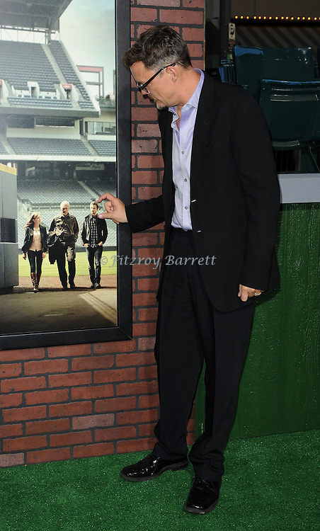 Matthew Lillard at the premiere for Trouble With The Curve, at The Village Theatre in Westwood, CA. September 19, 2012