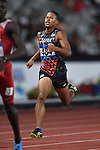 Julian Jrummi Walsh (JPN), <br /> AUGUST 26, 2018 - Athletics : Men's 400m Final at Gelora Bung Karno Main Stadium during the 2018 Jakarta Palembang Asian Games in Jakarta, Indonesia. <br /> (Photo by MATSUO.K/AFLO SPORT)