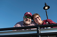 Super Bulldog Weekend: Baseball vs Arkansas at Dudy Noble Field.<br />  (photo by Megan Bean / &copy; Mississippi State University)