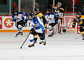 MORDEN, MB– Nov 5 2019: Game 4 - Team Ontario Blue v Team Manitoba during the 2019 National Women's Under-18 Championship at the Access Event Centre in Morden, Manitoba, Canada. (Photo by Dennis Pajot/Hockey Canada Images)