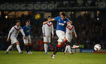 Lee McCulloch scores his second goal from the penalty spot